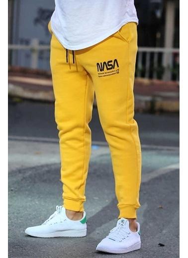 Madmext Eşofman Altı Sarı